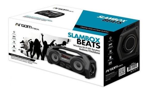 Bocinas Estilo Clasico, Slambox Beats Bluetooth