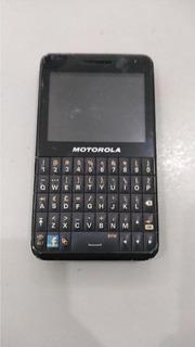 Celular Motorola Ex 225 Para Retirar Peças