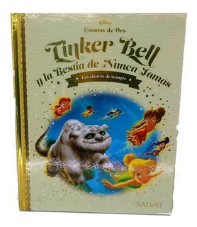 Cuentos De Oro Disney Salvat - Nº 95 Tinker Bell Y La Bestia