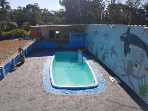 Chácara Com 7 Dormitórios À Venda, 3600 M² Por R$ 500.000 - Recanto Vital Brasil - Mauá/sp - Ch0015