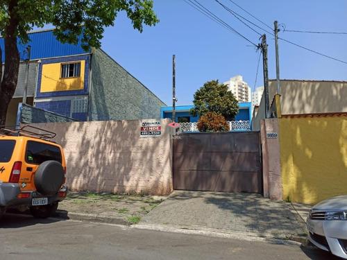 Imagem 1 de 4 de Sobrado À Venda - 5 Quartos - 15 Vagas - Bairro Campestre - Santo André - Sp - 30299