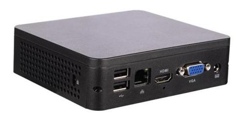 Imagen 1 de 4 de Mini Pc Z8350 Intel 4gb Ram Ssd 64gb (epika Vzla, Epika Llc)