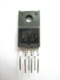 Transistor Str W6753