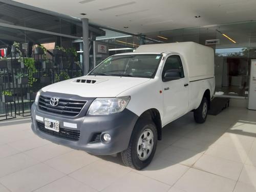 Toyota Hilux Cover 4x2 Cs Dx 2.5 Tdi Mt-dsl - 2014