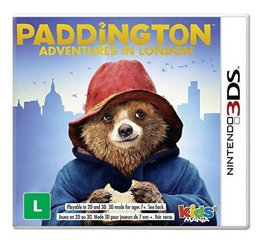 Paddington - Adventures In London - 3ds