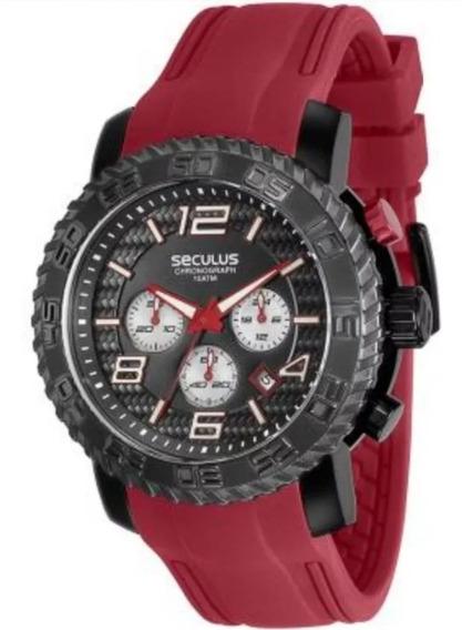 Relógio Masculino Seculus 28674gpsvsu2