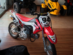 Honda Crf 110fe Impecable