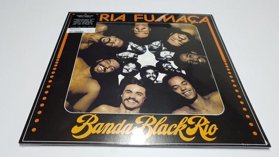 Lp Banda Black Rio - Maria Fumaça [2016 Mr. Bongo Uk]
