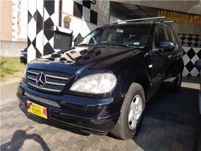 Mercedes-benz Ml 320 3.2 4x4 V6 18v Gasolina 4p Automático