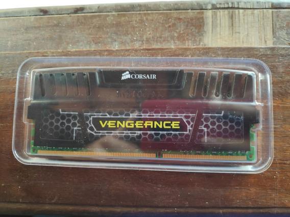 Memoria Corsair Vengeance Preta 4gb Ddr3 1600mhz C9