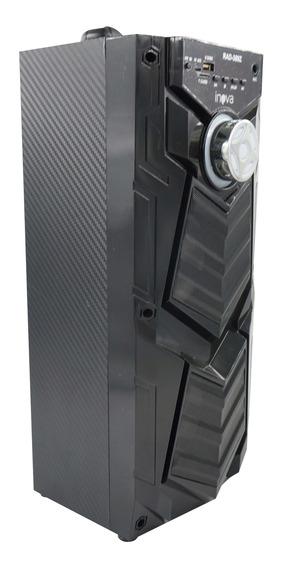 Caixa De Som Portátil Wireless Amplificada Bateria Pen Drive