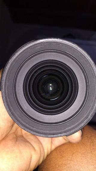Lente Nikon 18-35 F3,5-4,5 Fullflame Bom Estado E Funcioname