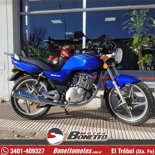 Imagen 1 de 9 de Suzuki En 125 Full 2014 - Bonetto Motos