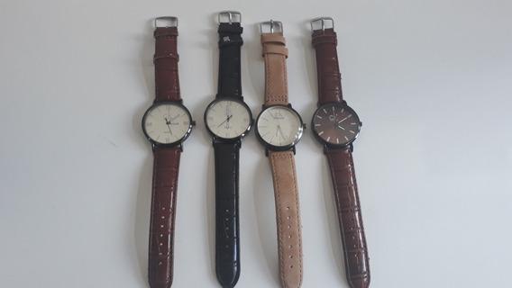 Relógios Analógicos Cores