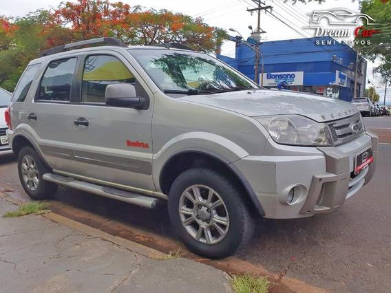 Ford Ecosport Freestyle 1.6 Prata 2012