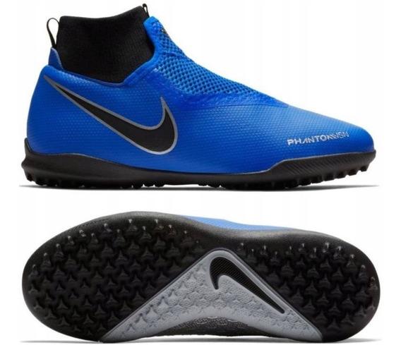 Chuteira Nike Phantom Vsn Academy Df Tf Society Original