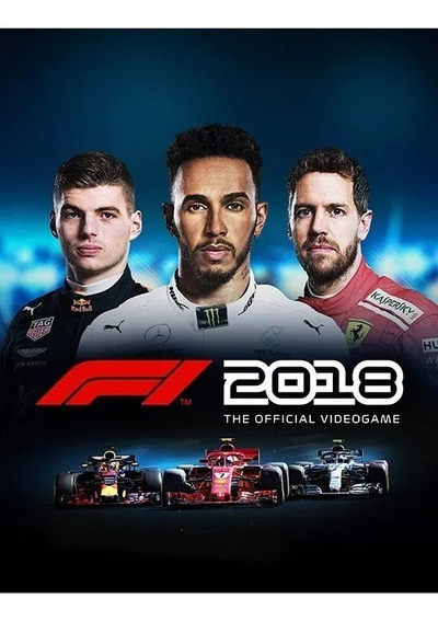 F1 2018 Pc - 100% Original (steam Key)