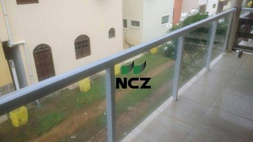 Casa Com 3 Dormitórios À Venda, 100 M² Por R$ 300.000,00 - Barra Do Jacuípe - Camaçari/ba - Ca3366