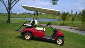 Carrito De Golf Yamaha Para 4 Personas A Gasolina G 16