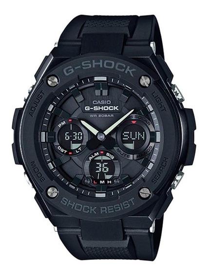Reloj Casio G-shock Resist Gst-s100g-1b Ghiberti