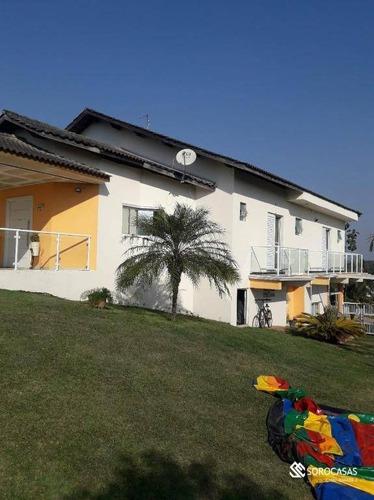 Imagem 1 de 21 de Casa À Venda, 298 M² Por R$ 750.000,00 - Condomínio Portal Do Sabiá - Araçoiaba Da Serra/sp - Ca1833
