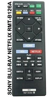 Control Remoto Para Blu-ray Sony Con Netflix