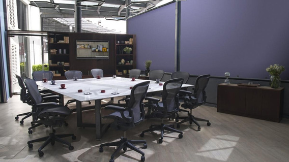 Oficina Acondicionada En Renta - Santa Fe