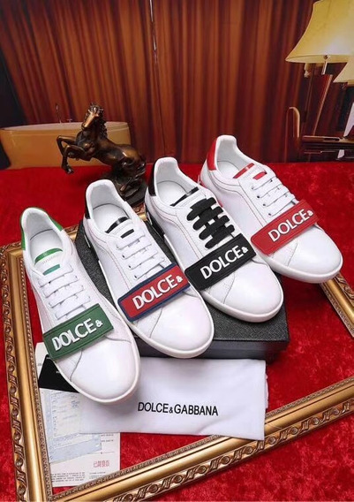 Tênis Dolce & Gabbana Dg