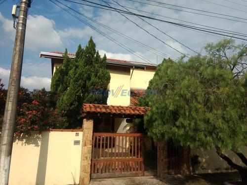 Casa À Venda Em Parque Santa Bárbara - Ca267812