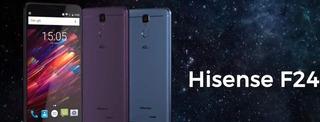 Telefono Celular Hisense F24 4g Lte 13mp 8mp 16gb 2gb Nuevo