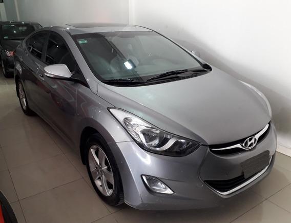 Hyundai Elantra 1.8 Gls Automatico Impecable ! Año 2015 !
