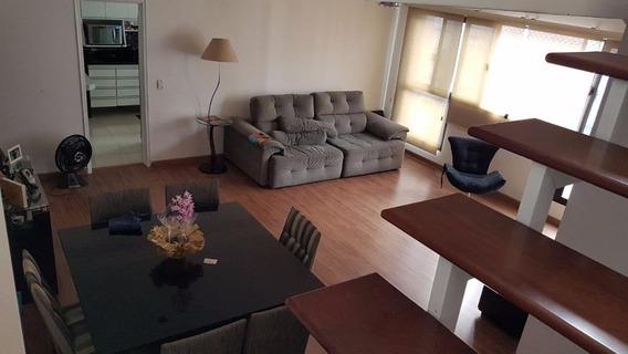 Cobertura Residencial À Venda, Campo Grande, Santos. - Co0026