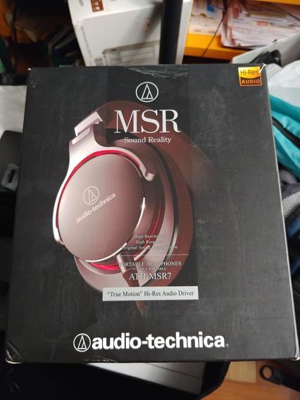 Fone De Ouvido Audio Technica Ath-msr7
