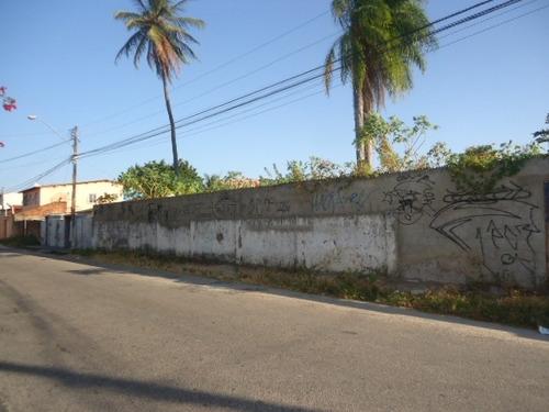 Terreno Para Alugar Na Cidade De Fortaleza-ce - L10412
