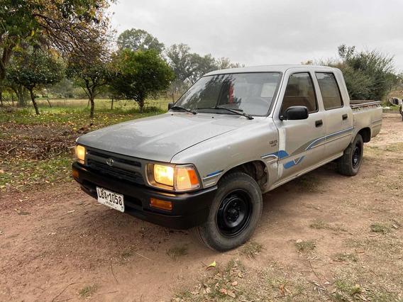 Toyota Hilux 2.4 D/cab 4x2 D 1992