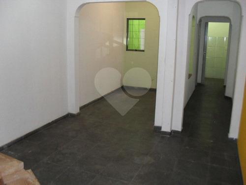 Casa Residencial/ Comercial - 3 Dorms - Para Locação Na Lapa - 85-im450341