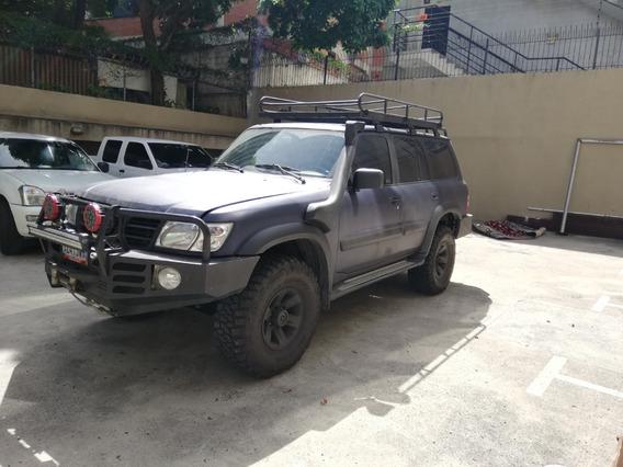 Nissan Patrol Glx 2004