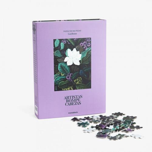 Imagen 1 de 4 de Puzzle Artistas Rompecabezas - Magnolia - Monoblock