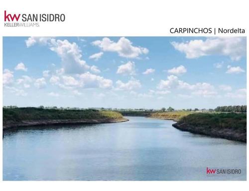 Lote | En Venta | Lindero  | Carpinchos | Nordelta | Oportunidad | Tigre | Nuevo Delta