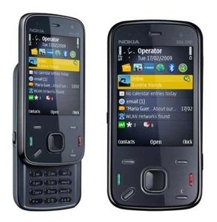 Nokia N86 Gsm 8gb 8mp Telefono Celular N-86
