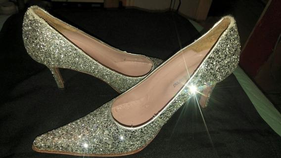 Zapatos Via Uno N40