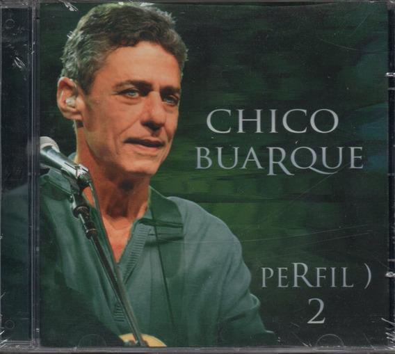Cd Chico Buarque - Perfil 2