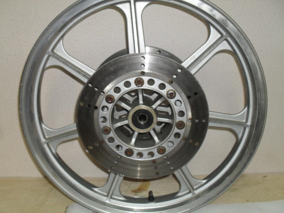 Roda Dianteira C/discos Da Vulcan 750