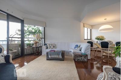 Apartamento No 10º Andar Mobiliado Com 3 Dormitórios E 3 Garagens - Id: 892893847 - 193847