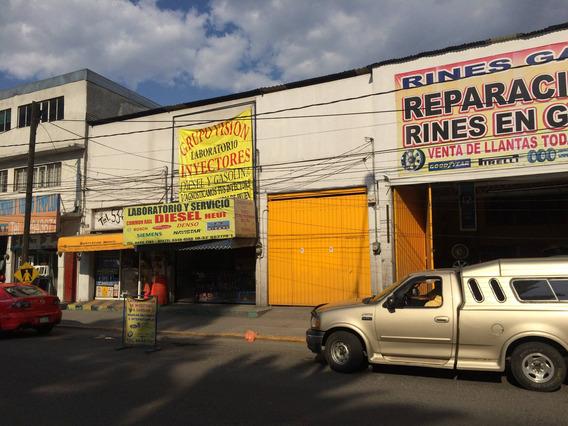 Se Renta Amplia Bodega Sobre Av. Jesús Reyes Heroes, Tlanepantla