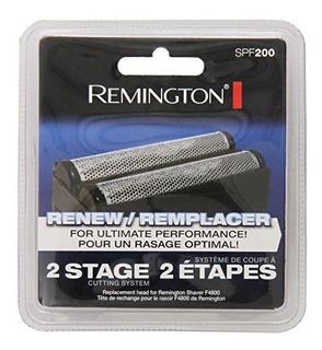 Pantallas Y Cortadores Remington Spf200 Para Afeitadoras F48