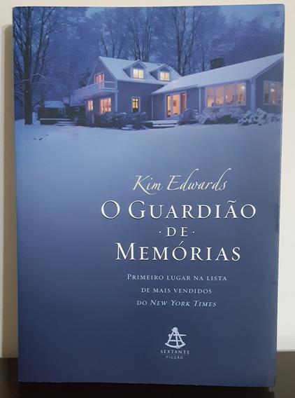 O Guardião De Memórias - Livro