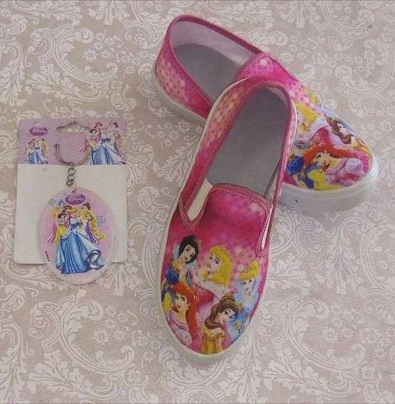 Sapatênis Princesas