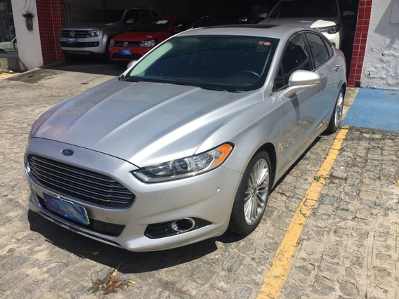 Ford Fusion 2016 Titanium Hybrid 2.0 Aut.