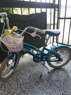 Bicicleta Rodado 16 Olmos